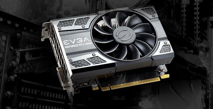 EVGA GeForce GTX 1050 Ti