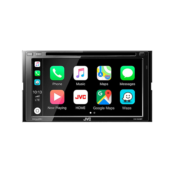In-Dash DVD & Video Receivers