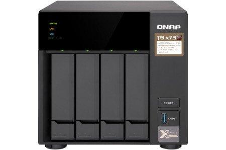 QNAP SMB - Middle-range TS-473 4-Bay NAS