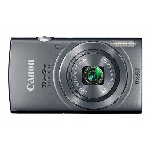 Canon PowerShot ELPH 160 Digital Camera - Silver