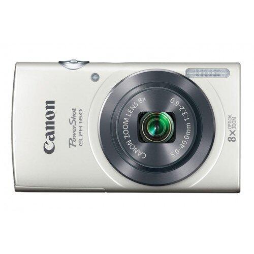 Canon PowerShot ELPH 160 Digital Camera - White