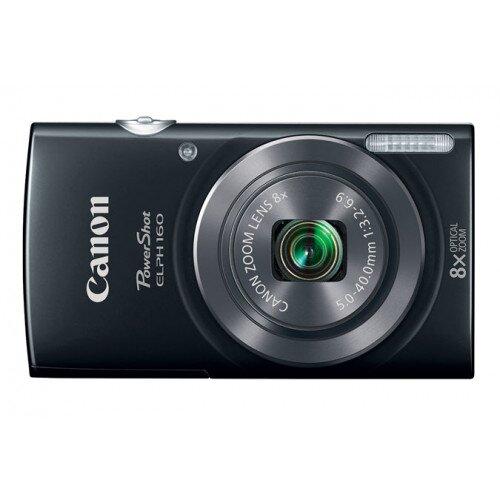Canon PowerShot ELPH 160 Digital Camera - Black