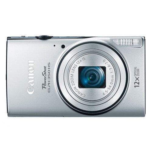 Canon PowerShot ELPH 350 HS - Silver