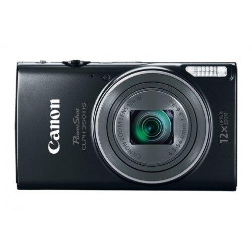Canon PowerShot ELPH 350 HS - Black