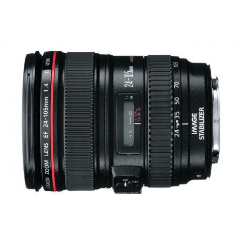 Canon EF 24-105mm f/4L IS USM Standard Zoom Lens