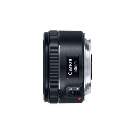 Canon EF 50mm Lens - f/1.8 STM