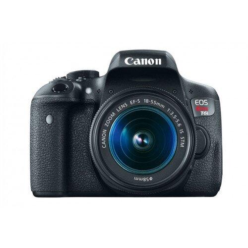 Canon EOS Rebel T6i Digital SLR Camera - EF-S 18-55mm f/3.5-5.6 IS STM Kit