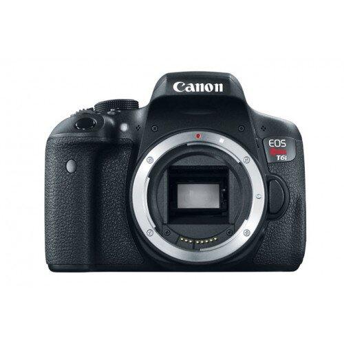 Canon EOS Rebel T6i Digital SLR Camera - Body Only