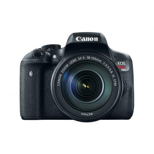 Canon EOS Rebel T6i Digital SLR Camera - EF-S 18-135mm f/3.5-5.6 IS STM Kit