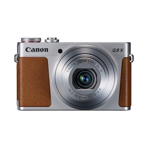 Canon PowerShot G9 X Camera - Silver