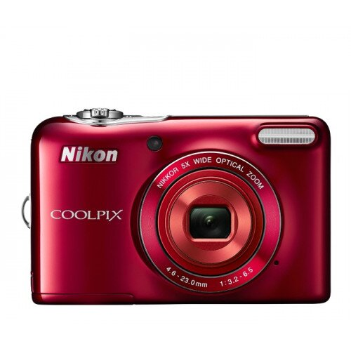 Nikon COOLPIX L32 Compact Digital Camera