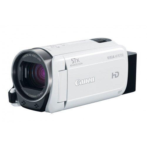 Canon VIXIA HF R700 Camcorder - White