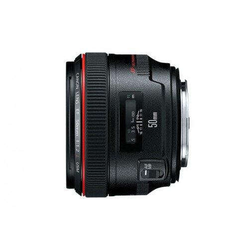 Canon EF 50mm Lens - f/1.2L USM