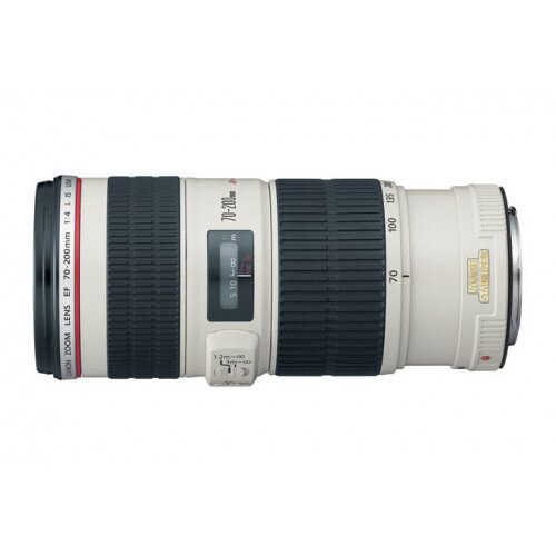 Canon EF 70-200mm Telephoto Zoom Lens - f/4L IS USM