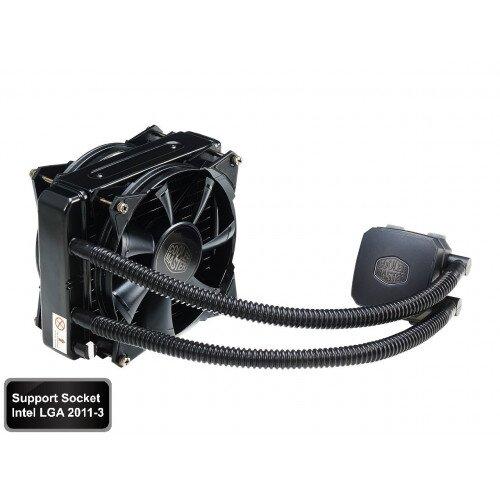Cooler Master Nepton 140XL CPU Liquid Cooler - RL-N14X-20PK-R2