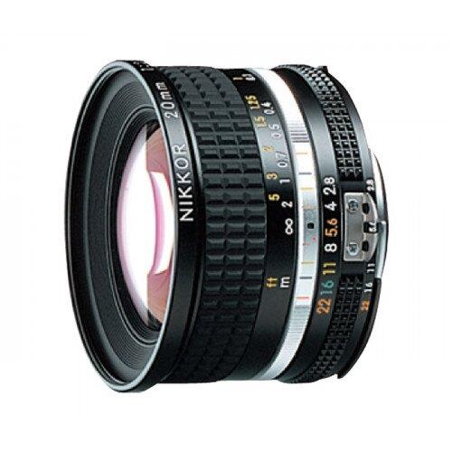 Nikon NIKKOR 20mm f/2.8 Digital Camera Lens