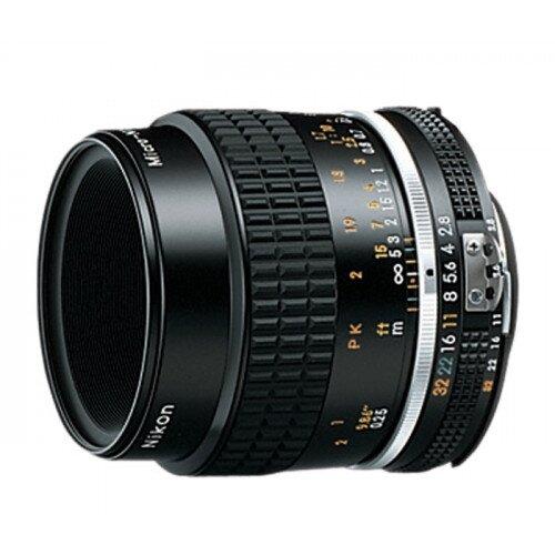 Nikon Micro-NIKKOR 55mm f/2.8 Digital Camera Lens