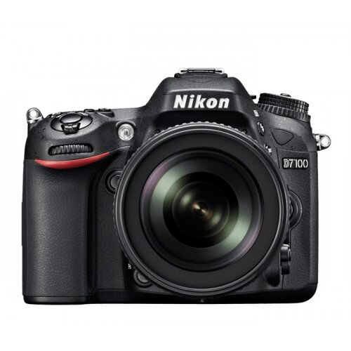 Nikon D7100 Digital SLR Camera - 18-105mm VR Lens Kit