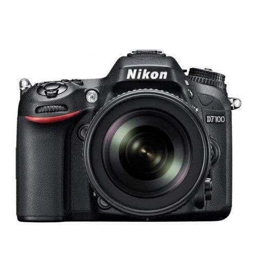 Nikon D7100 Digital SLR Camera - Dual Lens Wi-Fi Camera Kit