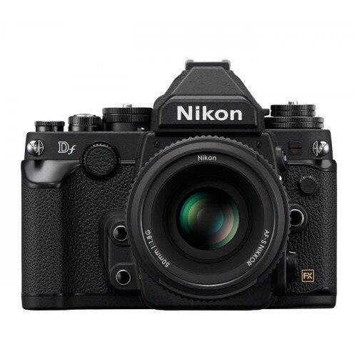 Nikon Df Digital SLR Camera - Black - Special Edition Lens Kit