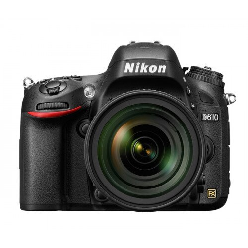 Nikon D610 Digital SLR Camera - 24-85mm VR Lens Kit