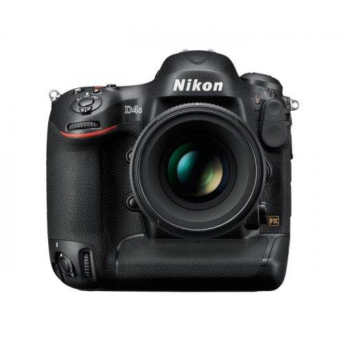 Nikon D4S Digital SLR Camera - Body Only