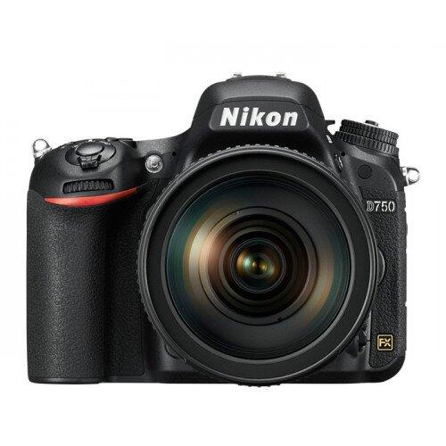 Nikon D750 Digital SLR Camera - 24-120mm VR Lens Kit