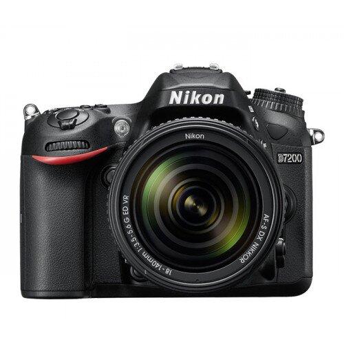 Nikon D7200 Digital SLR Camera - 18-140mm VR Lens