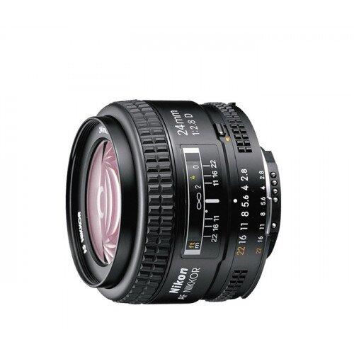 Nikon AF Nikkor 24mm f/2.8D Digital Camera Lens