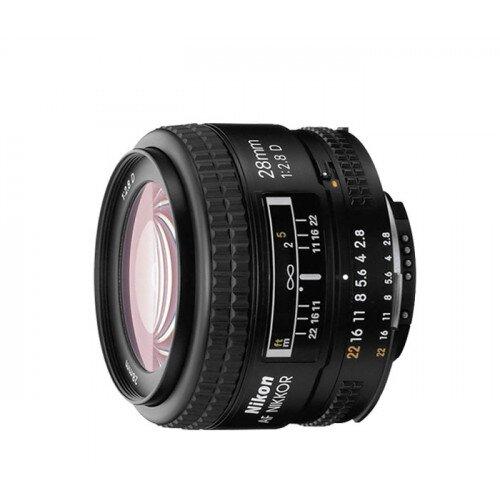 Nikon AF Nikkor 28mm f/2.8D Digital Camera Lens