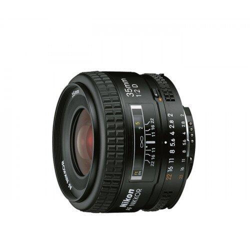 Nikon AF NIKKOR 35mm f/2D Digital Camera Lens