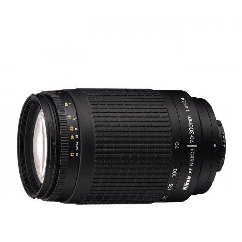 Nikon AF Zoom-NIKKOR 70-300mm f/4-5.6G Digital Camera Lens