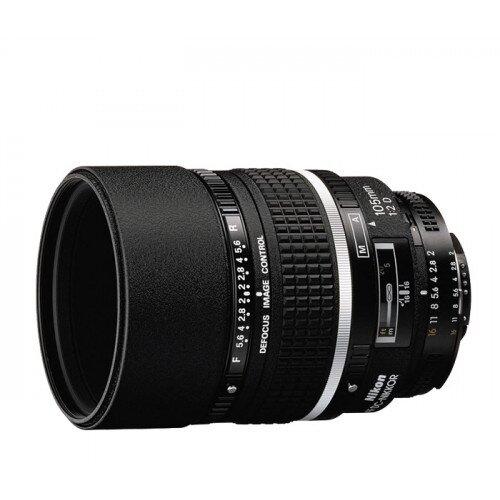 Nikon AF DC-NIKKOR 105mm f/2D Digital Camera Lens