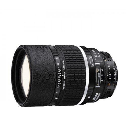 Nikon AF DC-NIKKOR 135mm f/2D Digital Camera Lens