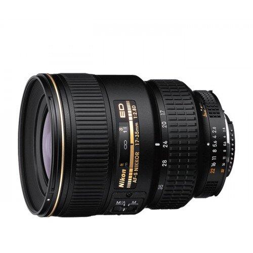 Nikon AF-S Zoom-Nikkor 17-35mm f/2.8D IF-ED Digital Camera Lens