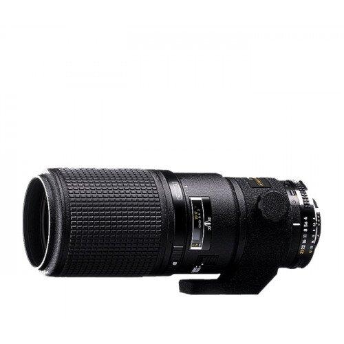Nikon AF Micro-Nikkor 200mm f/4D IF-ED Digital Camera Lens