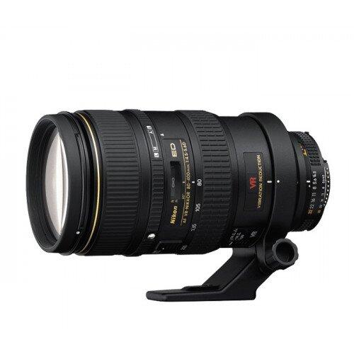 Nikon AF VR Zoom-NIKKOR 80-400mm f/4.5-5.6D ED Digital Camera Lens