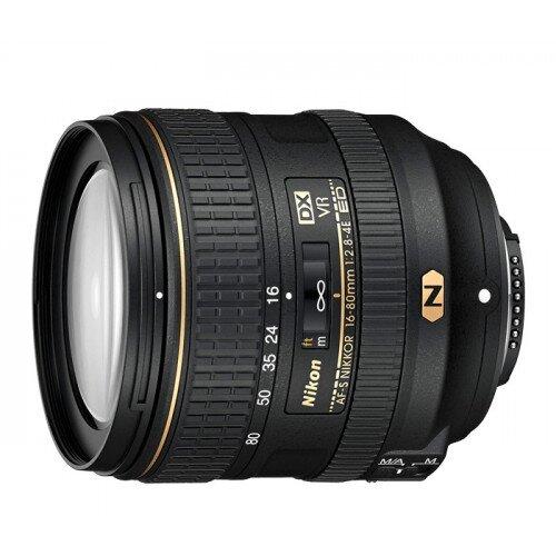 Nikon AF-S DX NIKKOR 16-80mm f/2.8-4E ED VR Digital Camera Lens