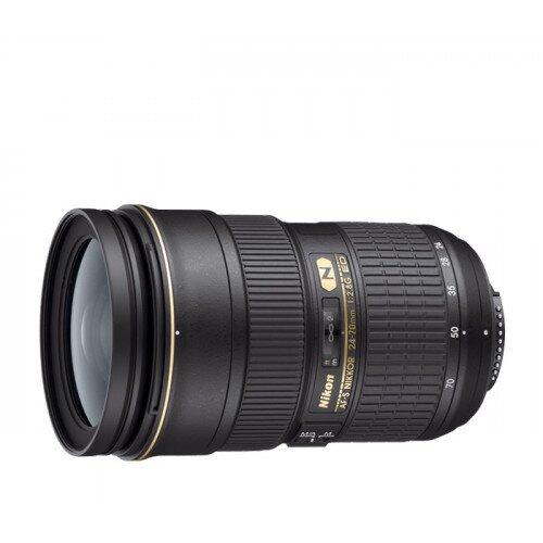 Nikon AF-S NIKKOR 24-70mm F2.8G ED Digital Camera Lens