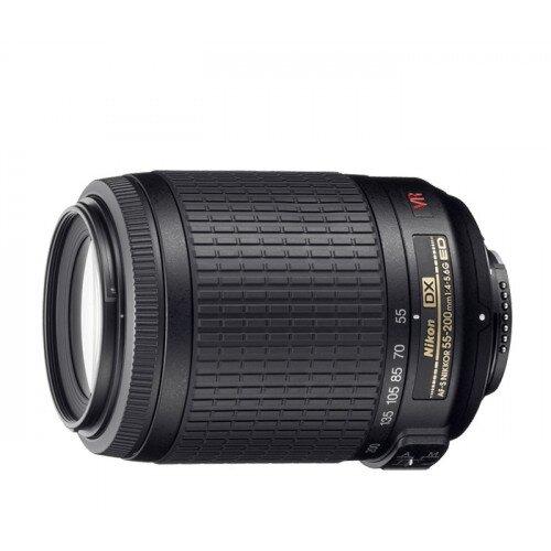 Nikon AF-S DX Zoom-Nikkor ED 55-200mm F4-5.6G Digital Camera Lens