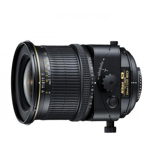Nikon PC-E NIKKOR 24mm f/3.5D ED Digital Camera Lens