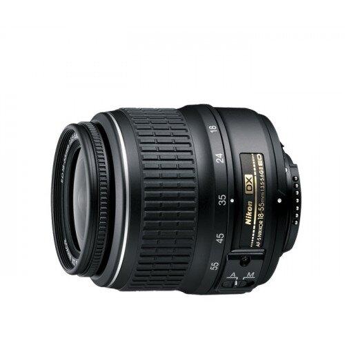 Nikon AF-S DX Zoom-Nikkor 18-55mm f/3.5-5.6G ED II Digital Camera Lens