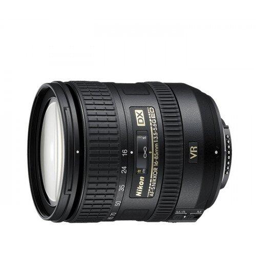 Nikon AF-S DX NIKKOR 16-85mm F3.5-5.6G ED VR Digital Camera Lens