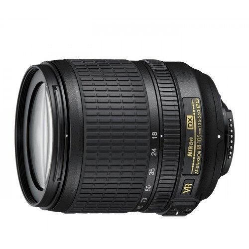 Nikon AF-S DX NIKKOR 18-105mm f/3.5-5.6G ED VR Digital Camera Lens