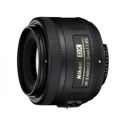Nikon AF-S DX NIKKOR 35mm F1.8G Digital Camera Lens