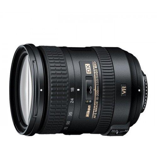 Nikon AF-S DX NIKKOR 18-200mm f/3.5-5.6G ED VR II Digital Camera Lens