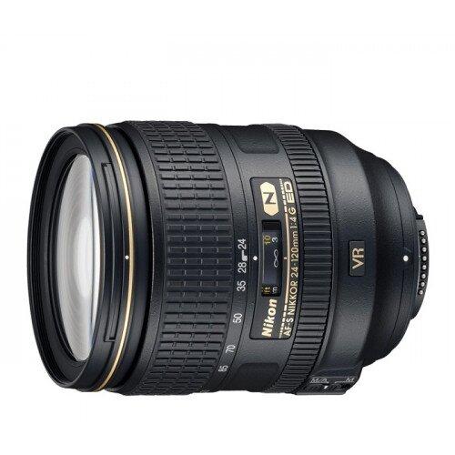 Nikon AF-S NIKKOR 24-120mm f/4G ED VR Digital Camera Lens