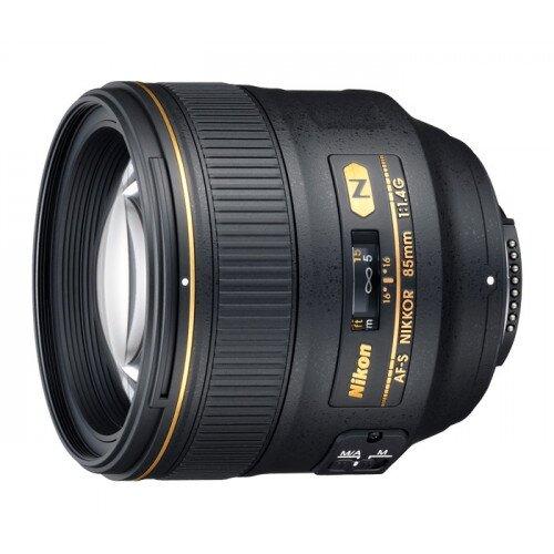 Nikon AF-S NIKKOR 85mm f/1.4G Digital Camera Lens