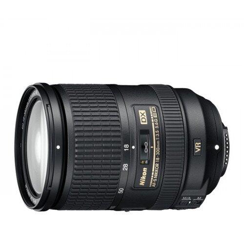 Nikon AF-S DX NIKKOR 18-300mm f/3.5-5.6G ED VR Digital Camera Lens
