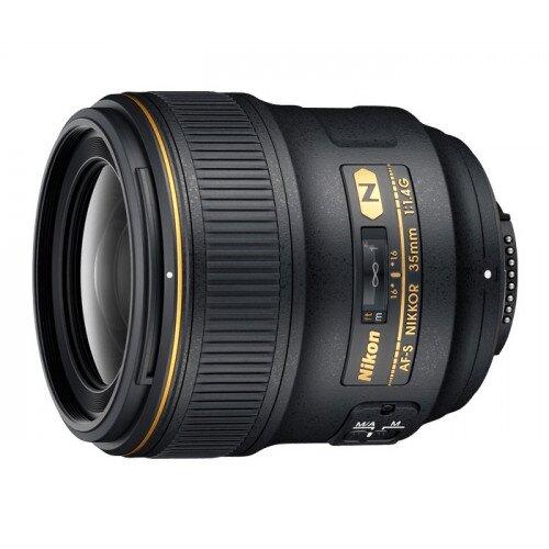 Nikon AF-S NIKKOR 35mm f/1.4G Digital Camera Lens